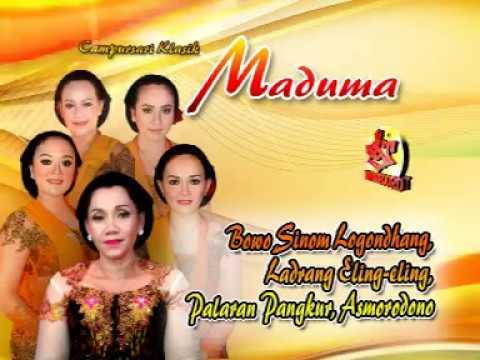 Campursari Klasik Maduma-Bowo Sinom Logondhang-Ladrang Eleng Eleng-Asmorodono