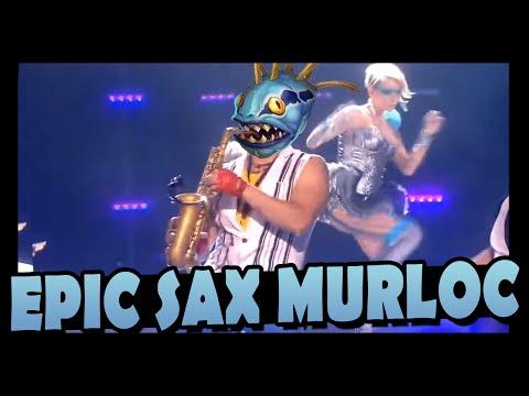 Epic Sax Murloc