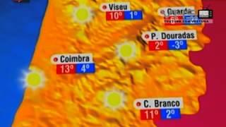 Portuguese Weather Forecast - Portugal - Subtitled screenshot 2