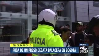 Repeat youtube video Así va búsqueda de preso fugado: encuentran dos fusiles y una ametralladora