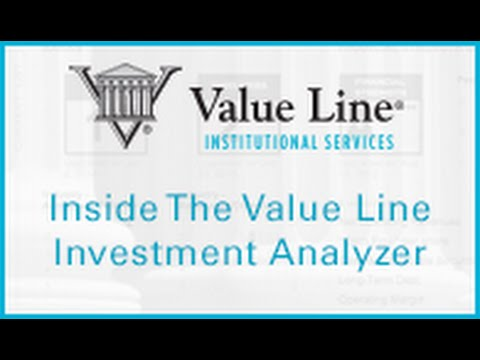 Pro Webinar: Inside The Value Line Investment Analyzer