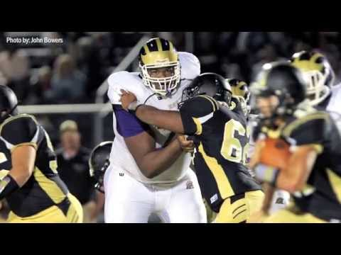 7 FOOT 380 POUND LINEMAN - Dondre Harris (Essex, VA)