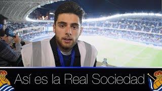 Una noche europea con la REAL SOCIEDAD | Rafael Escrig