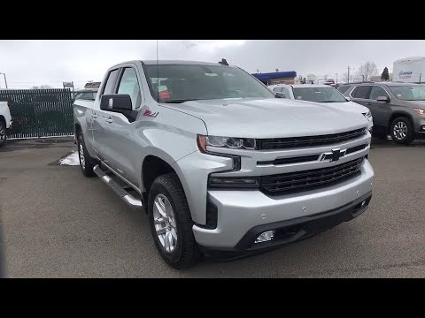 2019 Chevrolet Silverado 1500 Carson City, Reno, Yerington, Northern Nevada, Elko, NV 19-0498