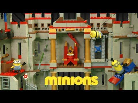 Minions Castle Adventure Building Set from MEGA Bloks