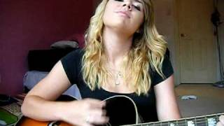 Me Singing If I Die Young by The Band Perry on Guitar