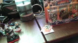 Skylanders Giants Unboxing + Other Packs!
