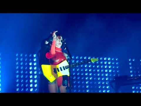St. Vincent - Huey Newton / Year of the Tiger - The Queen - Wilmington, DE - 5/25/18