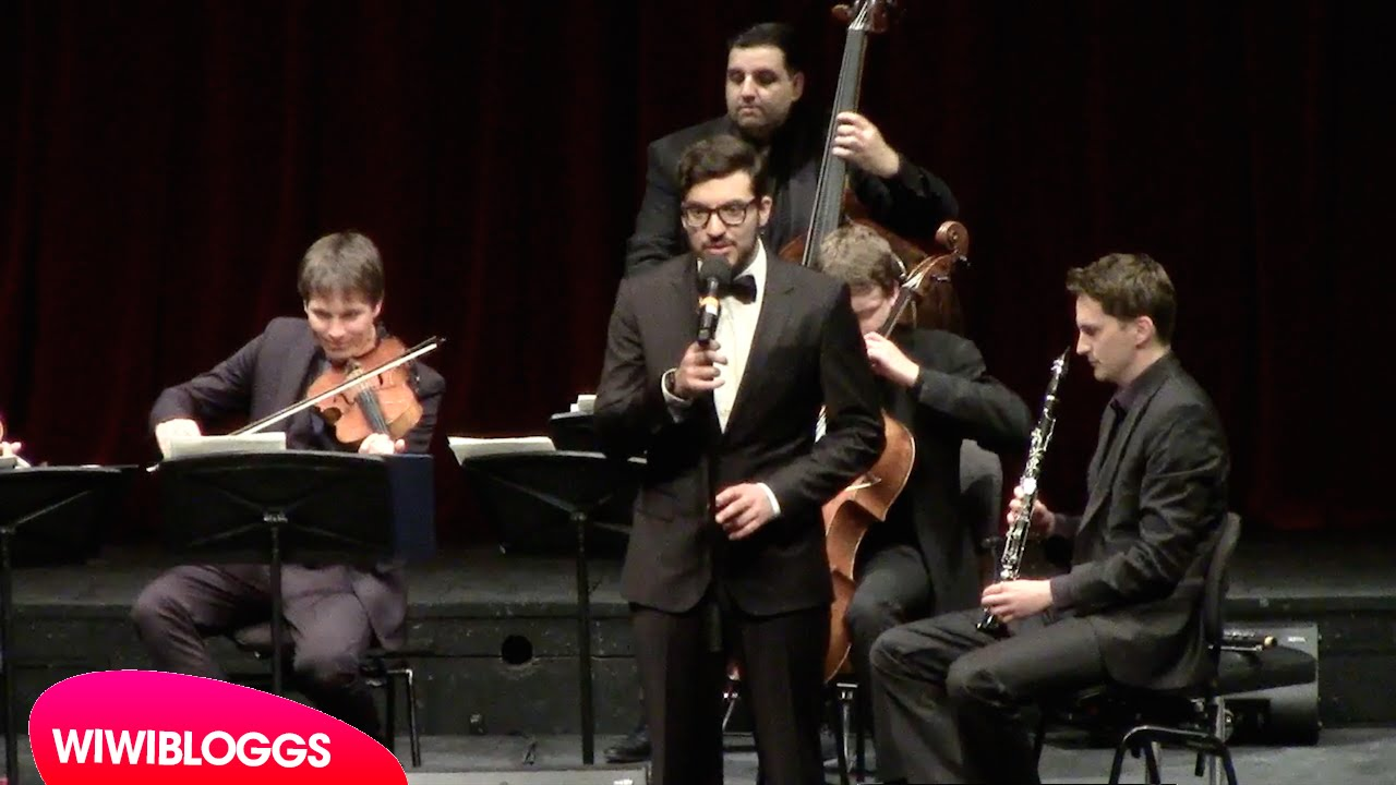 """John Karayiannis sings """"One Thing I Should Have Done ..."""