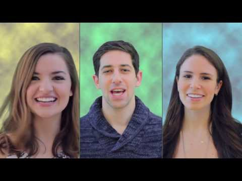 Wake Me Up / Titanium / Don't You Worry Child - EDM Mashup Cover (A Cappella) -- Backtrack