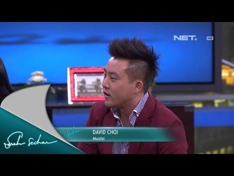 Sarah Sechan - Maudy Ayunda duet dengan David Choi