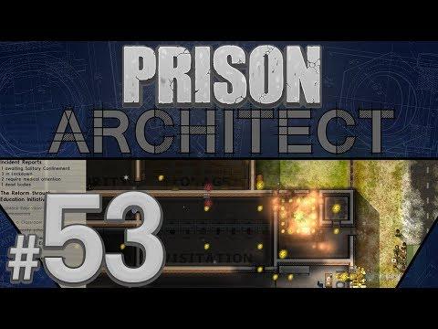 Prison Architect - Power Failure - PART #53