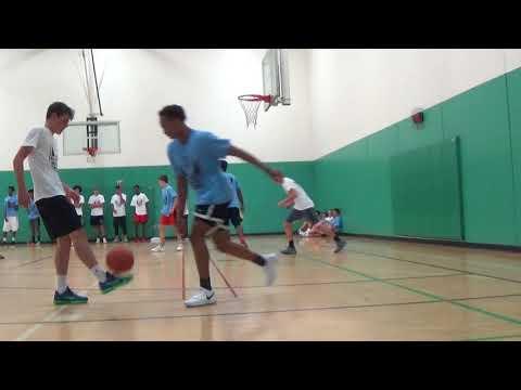 Gabriel Jobe - Basketball Showcase