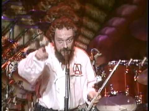 Jethro Tull - Songs From The Wood, Live 1980