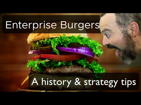 Tanzu Talk: The half-remembered History of Enterprise Burgers