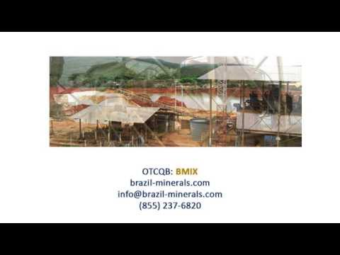 9-9-14 SmallCapVoice Interview with Brazil Minerals Inc. (BMIX)