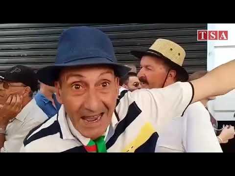 Déclaration D'un Manifestant à Alger