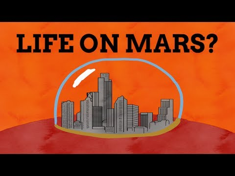 What Could A City On Mars Be Named?