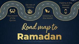 Road To Ramadan || Shaykh Sulayman Van Ael