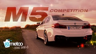 BMW M5 F90 Competition 2018 Review Teil 1 | 83metoo