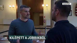 Kilépett a Jobbikból Bencsik János 20-02-19