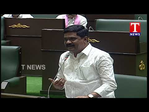 Minister Prashanth Reddy Slams Bhatti Vikramarka Over False Allegations | Assembly | TNews Telugu