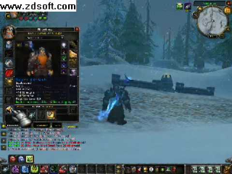 Wow lvl 80 dwarf death knight youtube for Wow portent 5 4