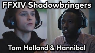 FFXIV Shadowbringers: Tom Holland and Hannibal Buress Commercial