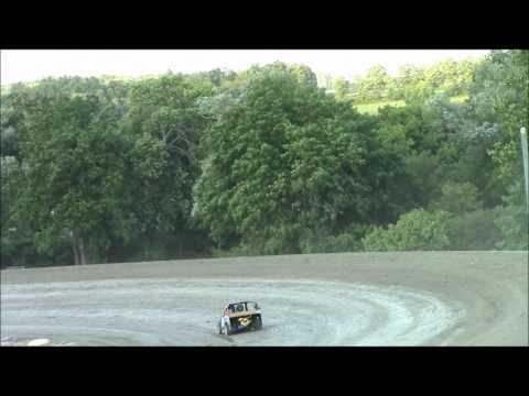 Abbey Price Black Rock Speedway 8/12/12 xcel 600 modifieds
