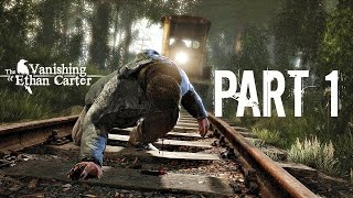 The Vanishing Of Ethan Carter Walkthrough Part 1 - INTRO! (Ps4/PC Gameplay 1080p HD)