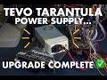 Why you need to upgrade and improve the 3D Printer Tevo Tarantula