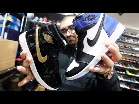 HYPEBEASTS GO SNEAKER SHOPPING AT RIF LA...
