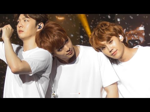 180908 BTOB TIME In Taiwan - Finale: 우리들의 콘서트 (SUNGJAE Focus)