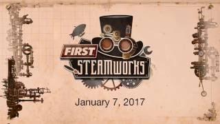 2017 FIRST STEAMWORKS Teaser