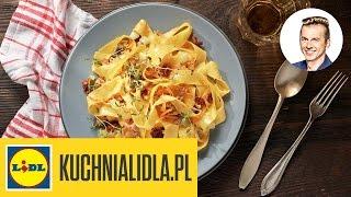 🍝 Pappardelle ragout bianco - Karol Okrasa - Przepisy Kuchni Lidla