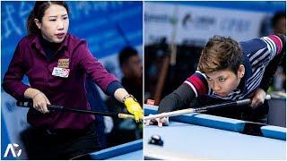 2019 Miyun 9-Ball International Championship│魏子茜 Zih-Chian WEI vs Chezka Centeno