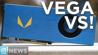 AMD Vega Frontier VS Titan Xp!