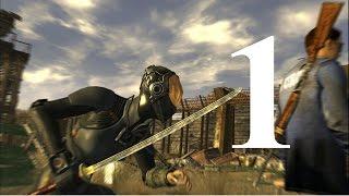 Fallout New Vegas Builds - The Ninja [Part 1]