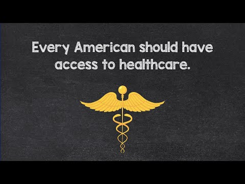 Dr. Rod Hochman animated video Health is a Human Right