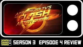 The Flash Season 3 Episode 4 Review w/ Grey Damon | AfterBuzz TV