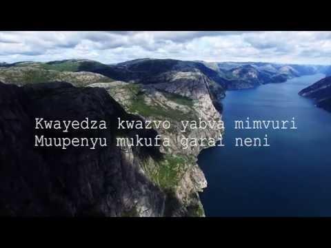 Steeve Dee Tendere || Garai Neni (Abide with Me) || Hymns Album 2016