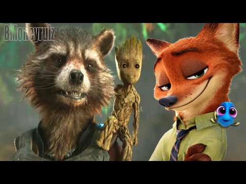 Disney/Pixar's 'Guardians Of The Galaxy Vol 2': Superbowl Mash-Up Trailer Parody from YouTube · Duration:  1 minutes 21 seconds