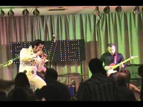MIKE MEMPHIS - Elvis Tribute -  Big Hunk