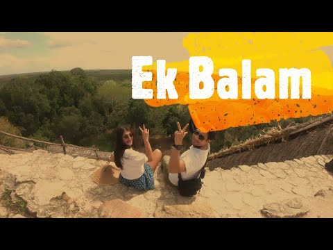 Ek Balam, recorrido