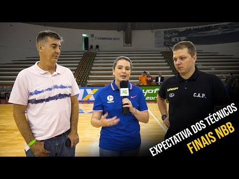 Guerrinha e Gustavinho comentam as finais do NBB