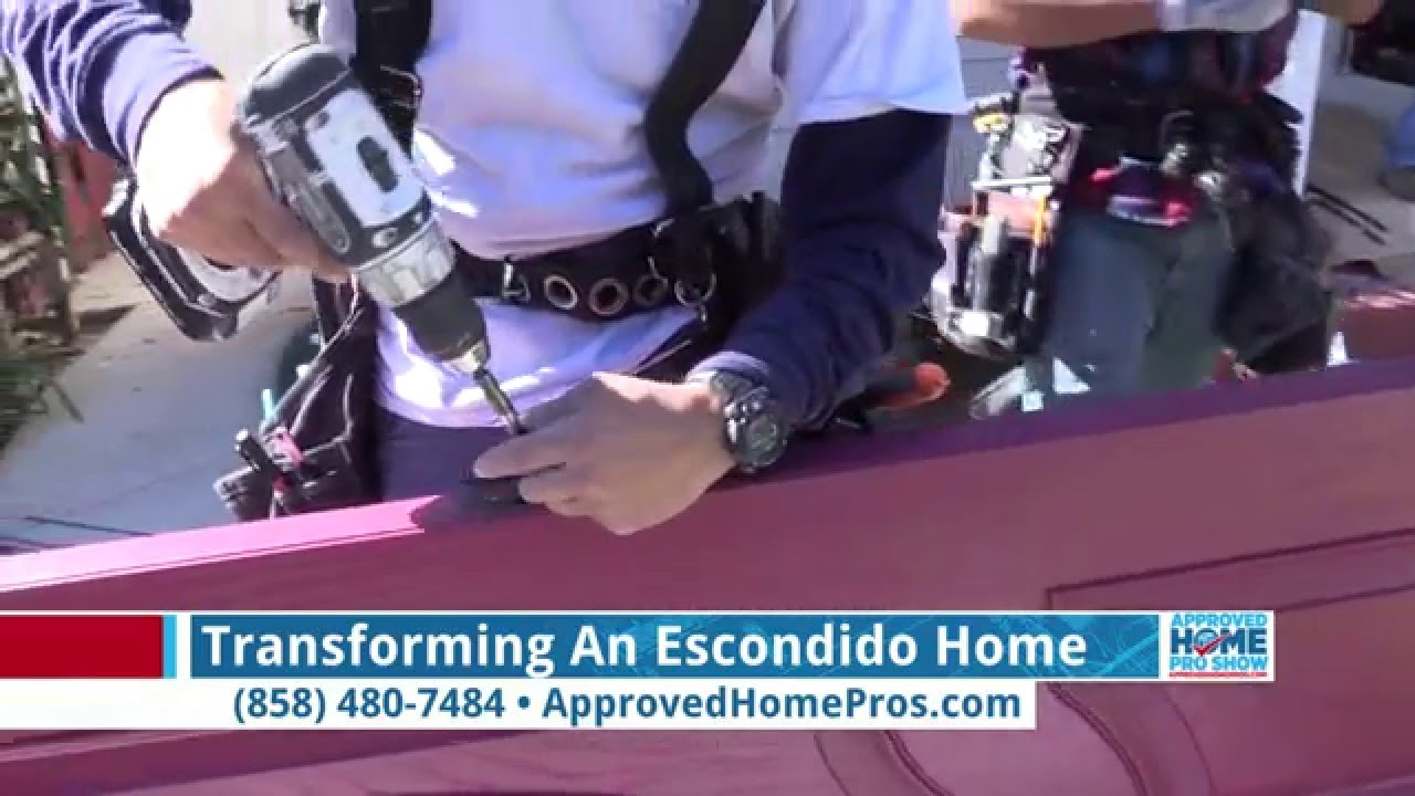 Download American Vision Windows Transforms an Escondido Home - Approved Home Pro Show