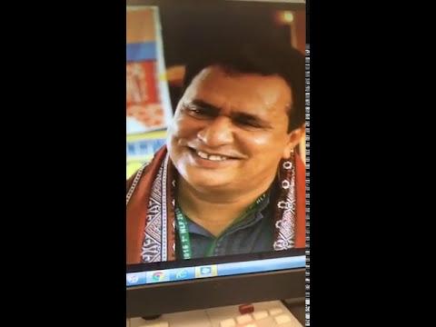 Interview of Amar Fayaz Buriro hosted by Mashhood Qazi Radio Sindh Rung Calgary
