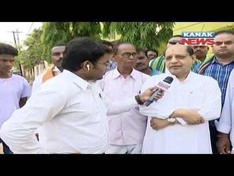 Exclusive Interview With BJD's Lok Sabha Candidate Prasanna Acharya