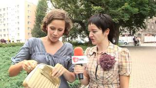 Metka - Piękna Monika Mrozowska