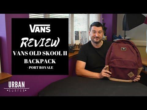 vans-old-skool-ii-backpack-|-product-review